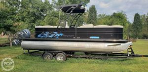 Used Starcraft SLS3 Pontoon Boat For Sale