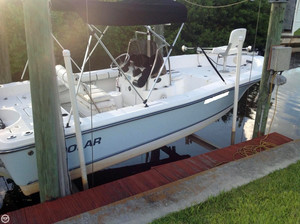 Used Polar 2010 BB Center Console Fishing Boat For Sale