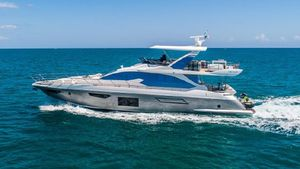 Used Azimut 72 Flybridge Motor Yacht For Sale