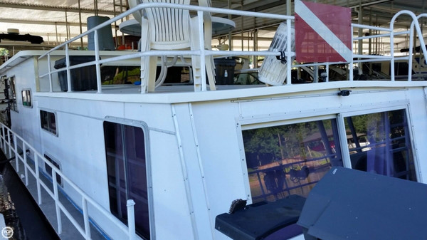 Used Stardust Cruiser 50 House Boat For Sale