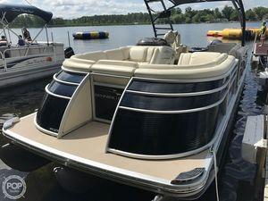 Used Bennington 2575 QCWT Pontoon Boat For Sale