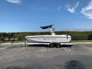 New Nautique GS 22Nautique GS 22 Ski and Wakeboard Boat For Sale