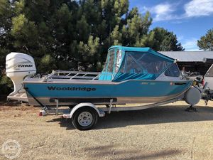 Used Wooldridge Sport 20 Aluminum Fishing Boat For Sale