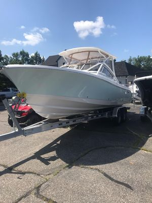 New Edgewater 248CX248CX Center Console Fishing Boat For Sale