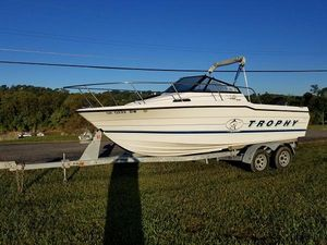Used Bayliner Trophy 2022FFTrophy 2022FF Freshwater Fishing Boat For Sale