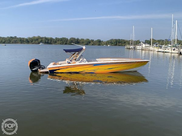 Used Concept Marine 36 CC Center Console Fishing Boat For Sale