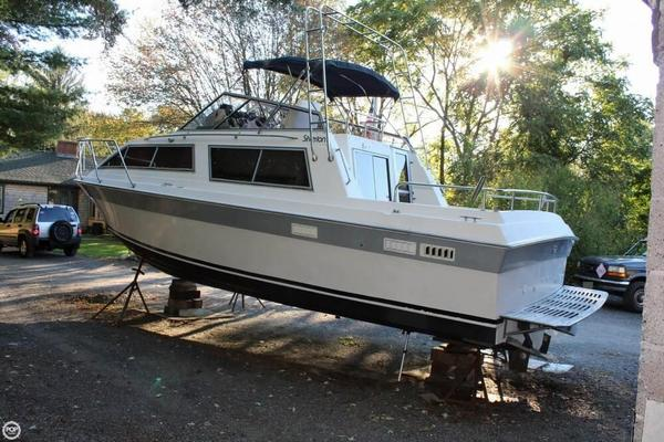 Used Silverton 29 Sport Cruiser Sports Fishing Boat For Sale