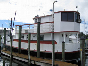 Used Chesapeake 64 Pilothouse Boat For Sale