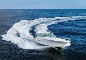 Used Rampage 41 Express41 Express Saltwater Fishing Boat For Sale