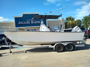 Used Key Largo 236 CC236 CC Center Console Fishing Boat For Sale