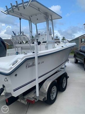 Used Kencraft 206 Challenger Center Console Fishing Boat For Sale