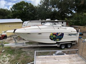Used Larson 254 Cabrio Express Cruiser Boat For Sale