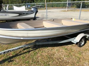 New Smoker Craft 13 ALASKAN TS DLX SS13 ALASKAN TS DLX SS Freshwater Fishing Boat For Sale