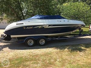 Used Mariah Z242 Shabah Bowrider Boat For Sale