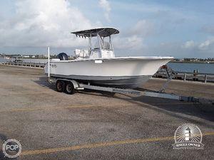 Used Sea Hunt 225 Triton Center Console Fishing Boat For Sale