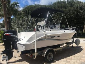 Used Pro-Line 192 Sport Center Console Fishing Boat For Sale