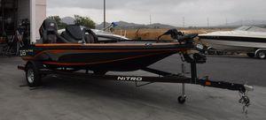 Used Tracker Nitro Z18 SCNitro Z18 SC Bass Boat For Sale