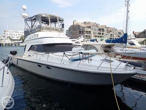 Used Trojan 10.8 Meter Sedan Sports Fishing Boat For Sale
