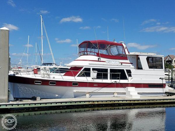 Used Nova Marine Heritage East 44 Trawler Boat For Sale