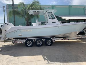 New Everglades 295 Center Console (Located in NEW SMYRNA BEACH)295 Center Console (Located in NEW SMYRNA BEACH) Center Console Fishing Boat For Sale