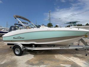 New Nauticstar 203 SC203 SC Sports Fishing Boat For Sale