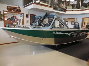 New Hewescraft 18 Sportsman18 Sportsman Aluminum Fishing Boat For Sale