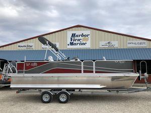 Used G3 V 322 FV 322 F Pontoon Boat For Sale