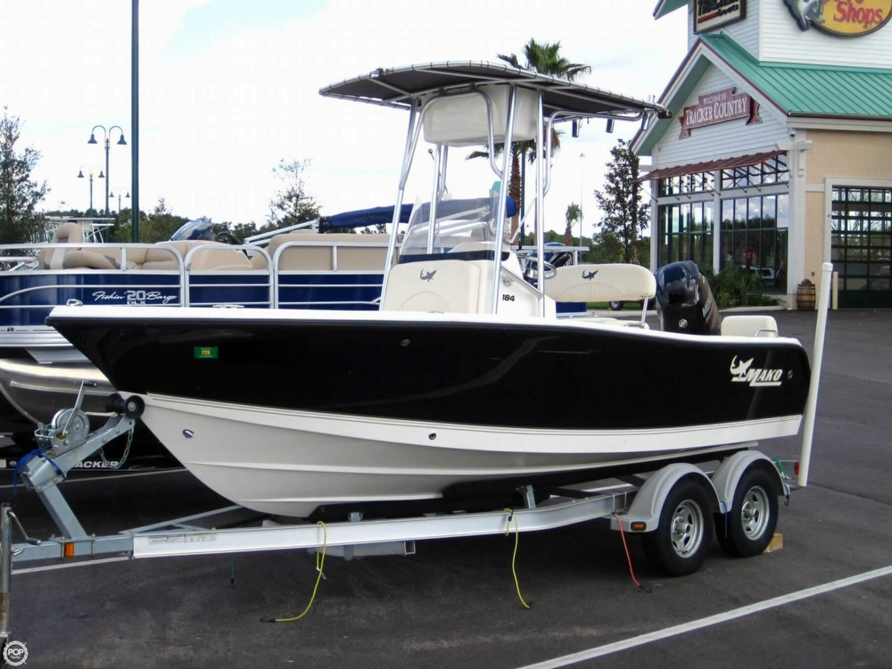 2014 used mako 184 cc center console fishing boat for sale for Used center console fishing boats for sale