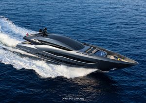 New Concept Motor Yacht For Sale