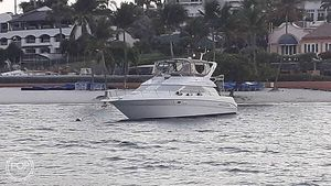 Used Sea Ray 450 Express Bridge Aft Cabin Boat For Sale