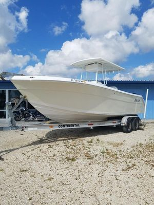 Used Angler 26 CENTER CONSOLE26 CENTER CONSOLE Center Console Fishing Boat For Sale