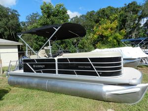 New Sweetwater 20862086 Pontoon Boat For Sale