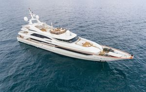 Used Benetti Golden Bay Motor Yacht For Sale