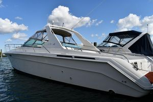 Used Sea Ray 380 Sun Sport380 Sun Sport Cruiser Boat For Sale