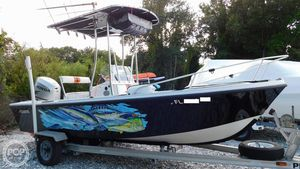Used Mako 181 Center Console Fishing Boat For Sale