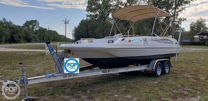 Used Hurricane 201 Deck Boat For Sale