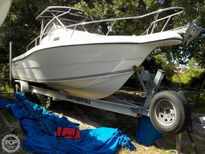 Used Pro Sports 2550 WA Walkaround Fishing Boat For Sale