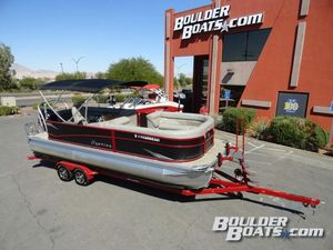 Used Premier 240 SunSation240 SunSation Pontoon Boat For Sale