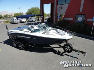 New Chaparral 21 SSI Ski & Fish21 SSI Ski & Fish Ski and Fish Boat For Sale