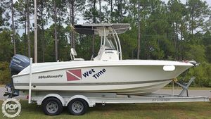 Used Wellcraft 232 Fisherman Center Console Fishing Boat For Sale
