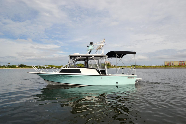 Used Stamas 26 Americana Cuddy Cabin Boat For Sale