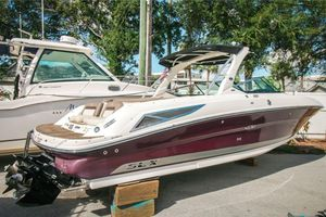 Used Sea Ray 300 SLX Sports Cruiser Boat For Sale