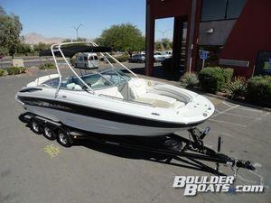 Used Crownline 260 EX260 EX Deck Boat For Sale