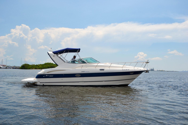Used Cruisers Yachts 320 Express Cuddy Cabin Boat For Sale