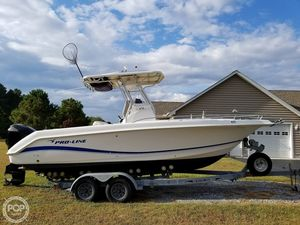 Used Pro-Line 23 Sport Center Console Fishing Boat For Sale