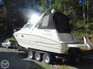 Used Larson 290 Cabrio Express Cruiser Boat For Sale