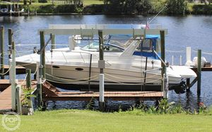 Used Doral 300SE Express Cruiser Boat For Sale