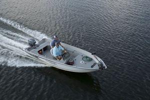 New Smoker Craft ANGLER 16XL SCANGLER 16XL SC Freshwater Fishing Boat For Sale