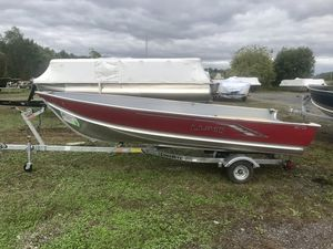 New Lund WC-14 Sports Fishing Boat For Sale