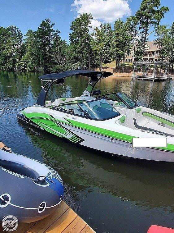 Used Chaparral 223 VRX Ski and Wakeboard Boat For Sale